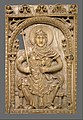 Plaque with the Virgin Mary as a Personification of the Church MET DT329907.jpg