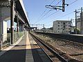 Platform of Hizen-Asahi Station 2.jpg