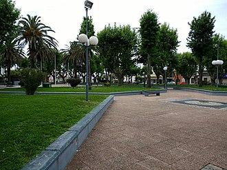 San Carlos, Uruguay - Plaza Artigas