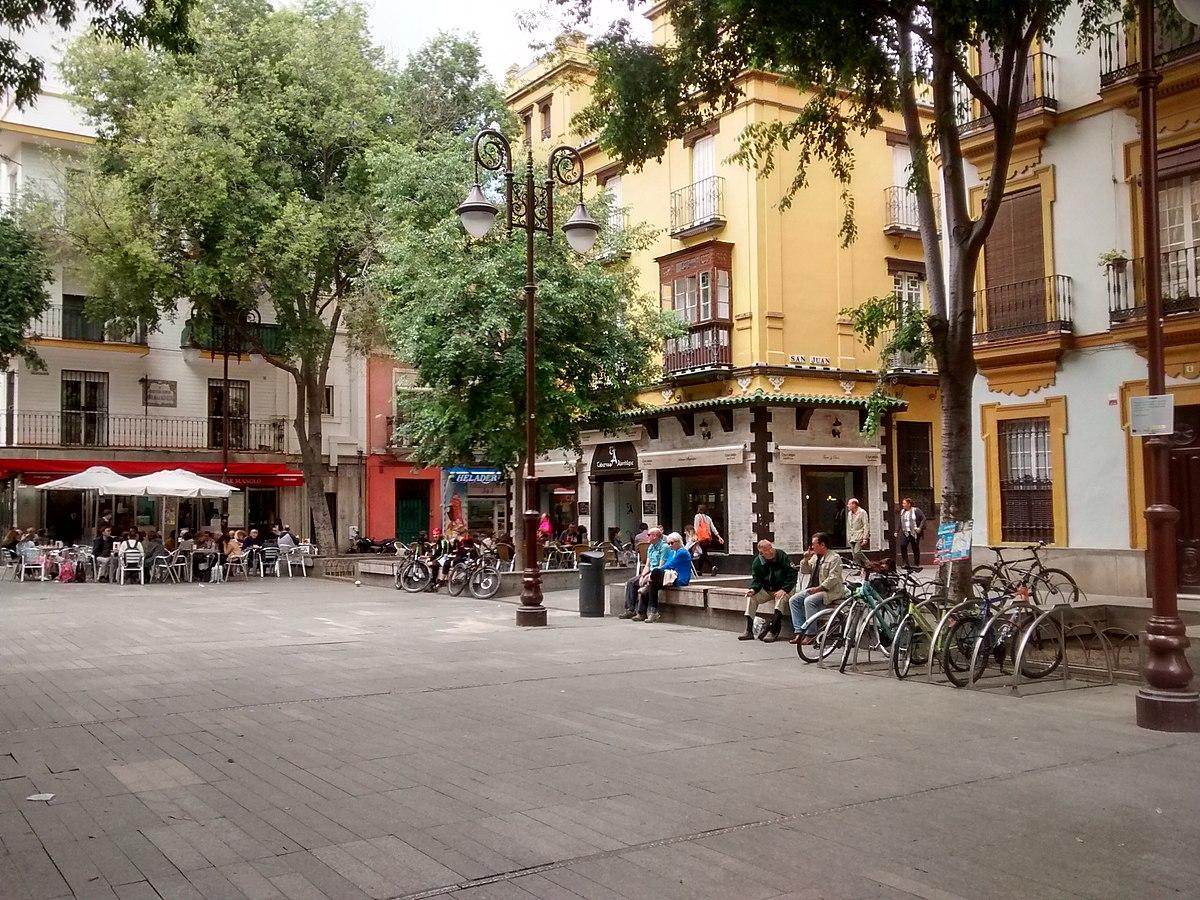 Santa Cruz Seville  Wikipedia