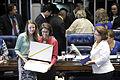Plenário do Congresso - Diploma Mulher-Cidadã Bertha Lutz 2015 (16165761544).jpg