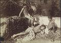 Pluschow, Wilhelm von (1852-1930) - Napoli - Tre nudi maschili drappeggiati (collezione Bertarelli Milano).jpg