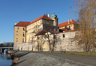 Poděbrady Castle - Poděbrady Castle