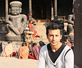 Poet at Bhaktapur Durbar Square, Nepal.jpg