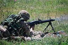 Rheinmetall MG 3 - Wikipedia