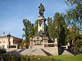 Pomnik Adama Mickiewicza - Warszawa (3).JPG