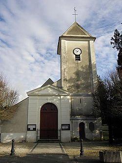 Église Saint-Roch de Pontcarré