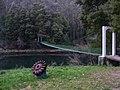 Ponte colgante sobre o rio tambre - panoramio.jpg