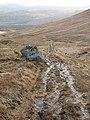 Pony path, Allt Ghabhar - geograph.org.uk - 331454.jpg
