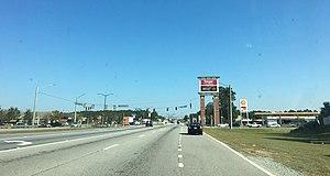 Pooler, Georgia - Pooler Parkway