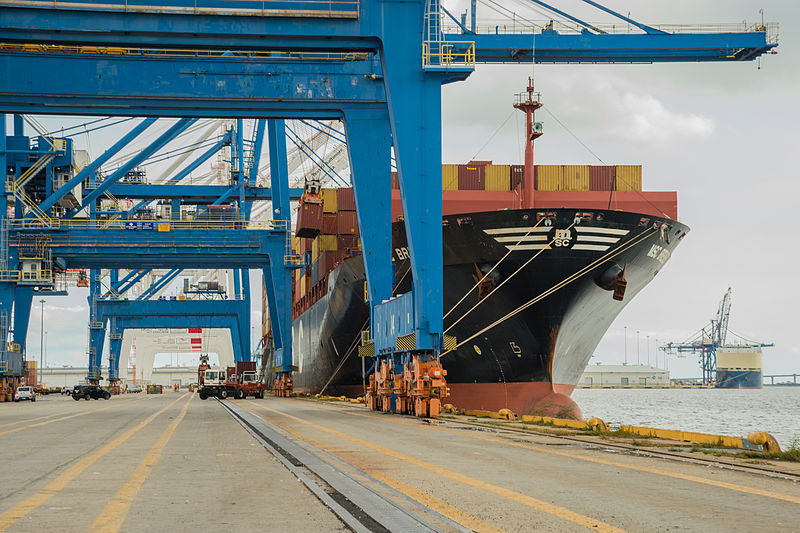 File:Port of Baltimore (2014).jpg