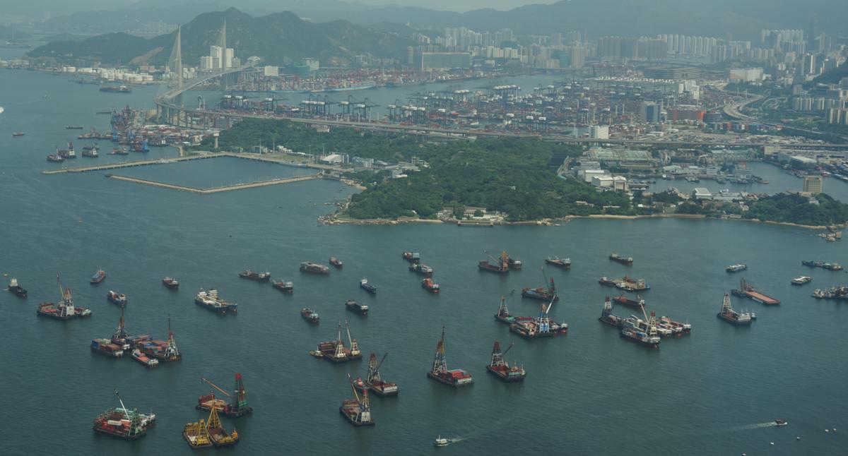 Hong Kong Natural Resources Geography