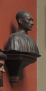 Portrait bust - casting in Pushkin museum 01 by shakko.jpg