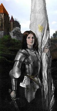Jeanne d'Arc (Juana de Arco) o el gran sueño irrealizado del músico afectado por la enfermedad. «Nunca terminaré mi Jeanne d'Arc, esta ópera está allí, en mi cabeza, la oigo pero no la escribiré jamás, se acabó, ya no puedo escribir mi música.» (Ravel, noviembre de 1933).