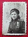 Portrait of Soviet Woman Soldier - Partisan Museum - Nerubaiskoye Village - North of Odessa - Ukraine - 01 (26683527370).jpg