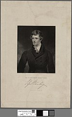 The Right Honble. Edward Geoffrey Stanley