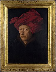Portrait of a Man in a Turban (Jan van Eyck) with frame.jpg