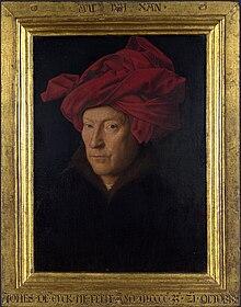 281b6b826 Portrait of a Man in a Turban (Jan van Eyck) with frame.jpg