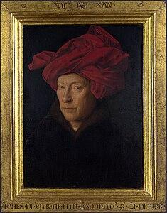 Jan van Eyck Flemish painter