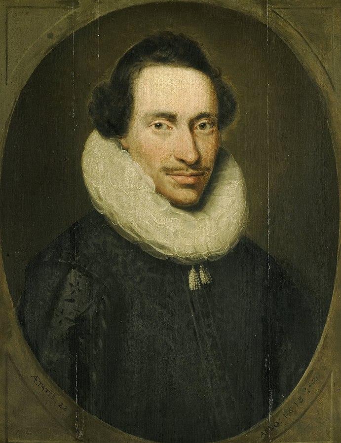Portrait of Philippe le Mire (1596-?)