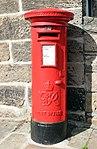 Post box at the junction of School Lane & Bidston Village Road.jpg