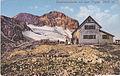 Postcard of Triglav with Dežman hut.jpg