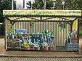 Potsdam - Trafohäuschen am Wochenmarkt Bassinplatz - panoramio.jpg