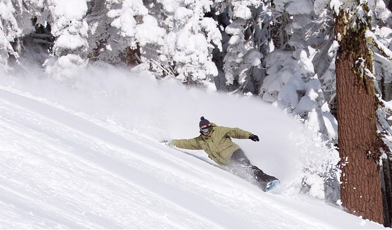 Snowboarding Vacation in Taos Ski Valley, NM