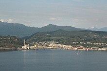 Powell River, British Columbia - Wikipedia