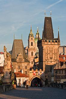 Malostránské Mostecké Věže