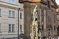 Praha 1, Křižovnické náměstí, Pomník Karla IV. 20170809 003.jpg