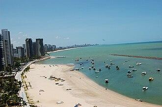 Jaboatão dos Guararapes - Candeias beach