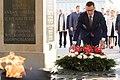 Premier Mateusz Morawiecki składa wieniec na Grobie Nieznanego Żołnierza w Warszawie.jpg