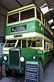 Preserved Southdown bus 873 (UF 6473) 1930 Leyland Titan TD1, Amberley Museum, 25 April 2011.jpg