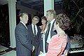 President Ronald Reagan attending dinner at the Bloomingdale residence in Beverly Hills.jpg