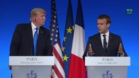 File:President Trump Holds a Joint Press Conference with President Macron.webm