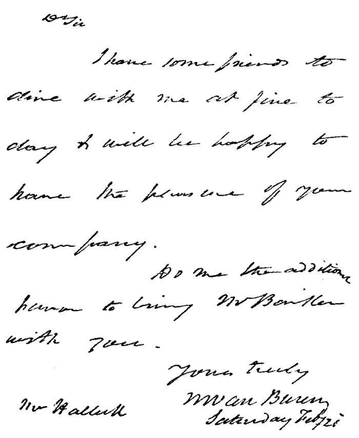 Domestic Inquiry Letter Sample