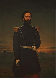 Prilidiano Pueyrredón: Retrato de Don Alejandro Díaz