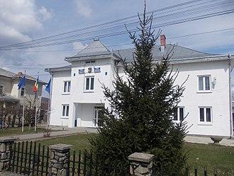 Dolhasca - Dolhasca Town Hall