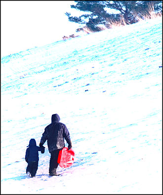 Prince Gallitzin State Park - Winter fun at Prince Gallitzin State Park