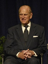 Prince Phillip at NASA 2007.jpg