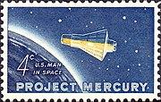 Project Mercury 1962 Issue-4c