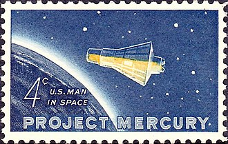 Charles R. Chickering - Project Mercury 1962 issue