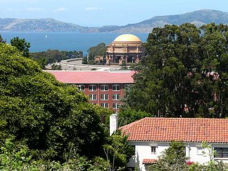 Cultural governance - The Presidio of San Francisco in 1996 fell under the governance of The Presidio Trust, which forms partnerships with companies including Lucasfilm and Disney to develop and occupy properties.