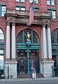 Puck Bldg Lafayette Entrance 13 July 03.JPG