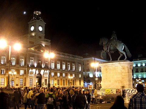 Where should we stay in Madrid for nightlife?