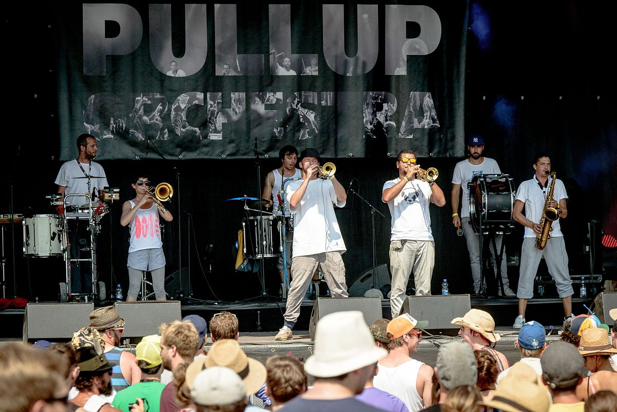 Pullup Orchestra