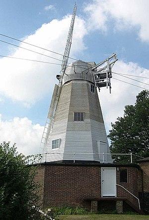 Blackdown Mill, Punnetts Town - Image: Punnetts Town mill
