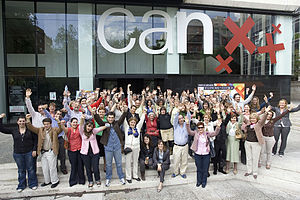 Español: Punto de Encuentro de voluntariado re...