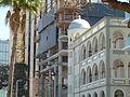 Purim Monring, Rothschild Boulevard P1130283.JPG